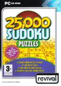 25,000 Sudoku Puzzles Windows Front Cover