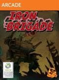 Iron Brigade Xbox 360 Front Cover second version