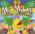 3D Ms. Maze: Tropical Adventures Windows Front Cover