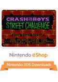 Crash 'N the Boys: Street Challenge Nintendo 3DS Front Cover