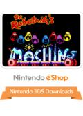 Dr. Robotnik's Mean Bean Machine Nintendo 3DS Front Cover