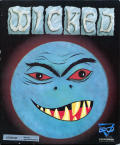 Wicked Atari ST Front Cover