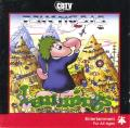 Lemmings CDTV Front Cover