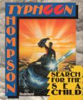 Typhoon Thompson in Search for the Sea Child Amiga Front Cover
