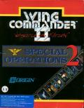 Wing Commander II: Vengeance of the Kilrathi - Special Operations 2 DOS Front Cover