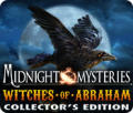Midnight Mysteries: Witches of Abraham (Collector's Edition) Macintosh Front Cover