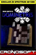Dominetris ZX Spectrum Front Cover