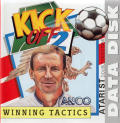 Kick Off 2: Winning Tactics Atari ST Front Cover