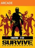 How to Survive Xbox 360 Front Cover