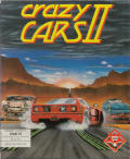 F40 Pursuit Simulator Atari ST Front Cover