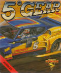 5th Gear Atari ST Front Cover