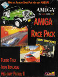 Amiga Race Pack Amiga Front Cover 1995 (or later) re-release