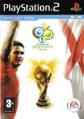 FIFA World Cup: Germany 2006 PlayStation 2 Front Cover