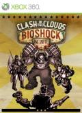 BioShock Infinite: Clash in the Clouds Xbox 360 Front Cover
