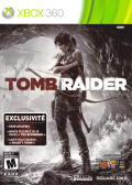 Tomb Raider (Best Buy Pre-Order Exclusive)  Xbox 360 Front Cover