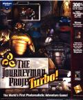 The Journeyman Project: Turbo! Windows 3.x Front Cover