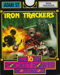 Iron Trackers Atari ST Front Cover
