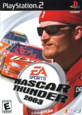 NASCAR Thunder 2003 PlayStation 2 Front Cover