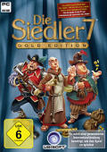 Die Siedler 7: Gold Edition Windows Front Cover