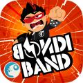 Bondi Band Android Front Cover