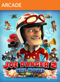 Joe Danger 2: The Movie Xbox 360 Front Cover
