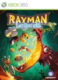Rayman Legends Xbox 360 Front Cover