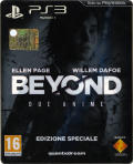 Beyond: Two Souls (Special Edition) PlayStation 3 Front Cover