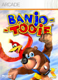 Banjo-Tooie Xbox 360 Front Cover first version