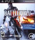Battlefield 4 PlayStation 3 Front Cover
