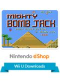 Mighty Bombjack Wii U Front Cover