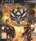 Ride to Hell: Retribution PlayStation 3 Front Cover