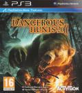Cabela's Dangerous Hunts 2011 PlayStation 3 Front Cover