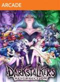 Darkstalkers: Resurrection Xbox 360 Front Cover