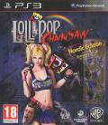 Lollipop Chainsaw (Nordic Edition) PlayStation 3 Front Cover