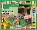 World Cup Year 90 Compilation Amiga Front Cover