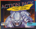 Action Pack Amiga Front Cover