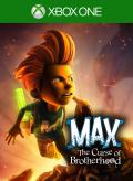 Max: The Curse of Brotherhood Xbox One Front Cover