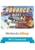 Advance Wars Wii U Front Cover
