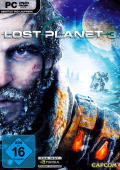 Lost Planet 3 Windows Front Cover