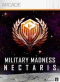 Military Madness: Nectaris Xbox 360 Front Cover