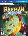 Rayman Legends PS Vita Front Cover