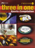 Three In One: Sports Compilation Windows Front Cover