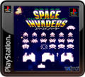 Space Invaders PlayStation 3 Front Cover