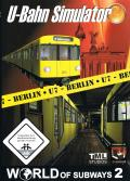 Subway Simulator: Berlin • U7 - World of Subways 2 Windows Front Cover