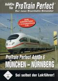 ProTrain Perfect AddOn 6: München - Nürnberg  Windows Front Cover