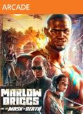 Marlow Briggs and the Mask of Death Xbox 360 Front Cover