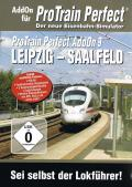 ProTrain Perfect AddOn 9: Leipzig - Saalfeld Windows Front Cover