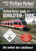 ProTrain Perfect AddOn 11: Gerolstein - Trier Windows Front Cover