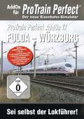 ProTrain Perfect AddOn 13: Fulda - Würzburg Windows Front Cover