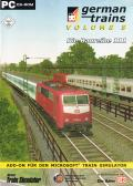 German Trains Volume 5: Die Baureihe 111 Windows Front Cover